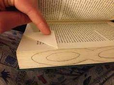 Bildergebnis für gefaltete Buch Wörter