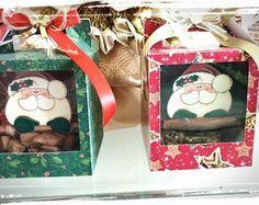 Caixas de natal