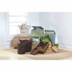 Ashland® Natural Storage, Storage Essentials & Inspired Style