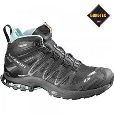 Salomon XA Pro 3D Ultra GORE-TEX hiking shoe MY BOOTS OF CHOICE. LOVE THEM for hiking and backpacking.