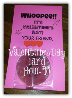 """Trying to find the """"perfect"""" Valentine's Day card to hand out to my sons' classmates was hard. Normally I would go to Target & purchase their cards."""