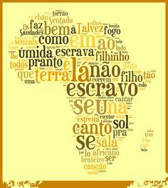 Castro Alves foi uns maiores poetas que expressou o direito a liberdade humana. - A Canção do Africano!