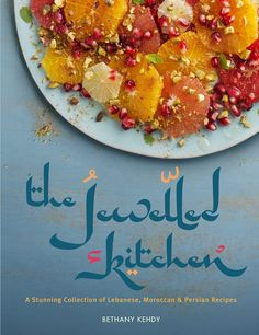 My debut Middle Eastern cookbook, entitled The Jewelled Kitchen, the title taking inspiration from the jewel-like ingredients such as pomegranate arils, pistachios and mint, you'll find Middle Eastern recipes that are rooted in history with a little touch of contemporary. My hope with this book is to get more people cooking Middle Eastern food and hopefully offer a taste of our rich culture in the process too. Pre-order now with Amazon!