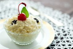 Arroz con leche (Rice pudding) dominican style...I like to add grated coconut :)