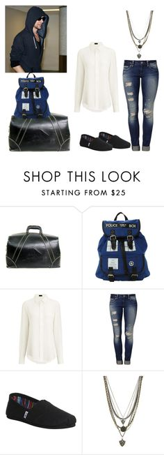 """Maeve"" by inkantated ❤ liked on Polyvore featuring Joseph, Mavi, TOMS and Ettika"