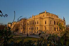 Rudolfinum - Czech Philharmonic Orchestra building, Praha