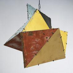 Ted Larsen sculpture