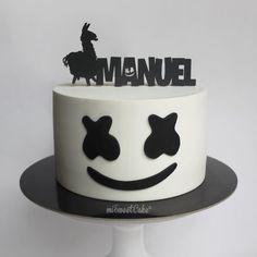 Circus Party Games, Birthday Drip Cake, Marshmallow Cake, Gift Cake, Cakes For Boys, Drip Cakes, Boy Birthday Parties, Cupcake Cakes, Decoration