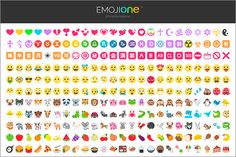 ハートや動物など、スマホのかわいい絵文字をパソコンやブログでも表示できるようにする -Emoji One
