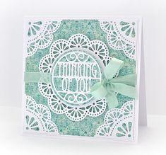 Doily Corners Card