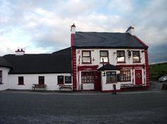 McDermott's - great pub in Doolin, Ireland