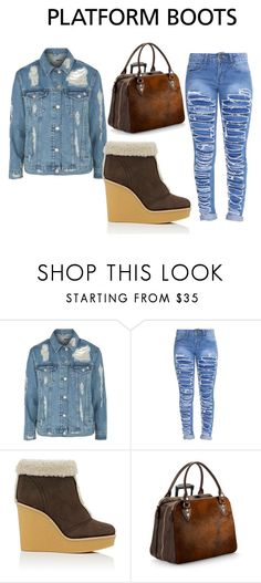 """""""Untitled #2"""" by cory-974 ❤ liked on Polyvore featuring Topshop, Chloé and Aspinal of London"""