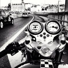 #caferacer #lifestyle #motorcycles #motos | caferacerpasion.com