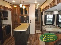 1000 Ideas About Fifth Wheel Campers On Pinterest