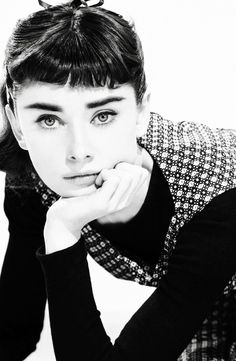 Audrey Hepburn for Sabrina, 1954