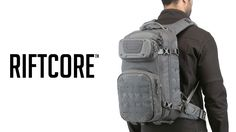 The RIFTCORE is an ergonomic backpack from Maxpedition's AGR product line. See all of its features and components in the video.