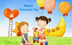 Friendship Day Pictures, Friendship Day Cards, Friendship Day Wallpaper, Friendship Day Greetings, Happy Friendship Day, Friendship Quotes, Garden Wallpaper, Kids Wallpaper, Cartoon Wallpaper