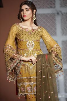 Vogue Clothing Studio - All you add is original Clothing Studio, Pakistani Street Style, Eid Collection, Apple Wallpaper, Pakistani Designers, Pakistani Dresses, My Outfit, Vogue, How To Wear