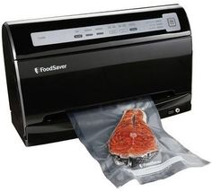 FoodSaver® Vacuum Sealing System ((just got this also))
