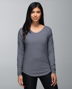 Lululemon Weekend long sleeve