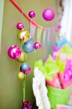 Bright Xmas Decorations