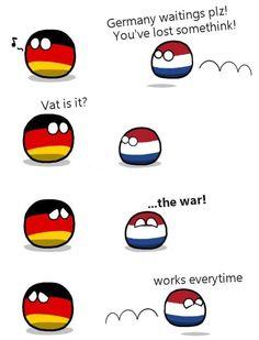 The Netherlands versus Germany II