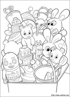 Résultats de recherche d'images pour «coloriage sur les jouets»