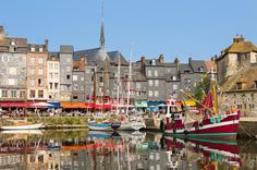 On this day trip from Caen, join a private guide for a customizable tour of Honfleur, Deauville and Trouville, three lovely historical cities on the Normandy coast. In Honfleur, visit one of France's largest wooden churches and see the harbor t Lonely Planet, D Day Beach, Day Trip From Paris, Loire Valley, Honfleur, Namibia, Visit France, Mont Saint Michel, Le Havre