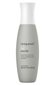 This heat-activated spray by Living proof gives a boost to the roots of the hair to add long-lasting lift and height. It leaves behind a natural, touchable feel that lasts all day and is never stiff or sticky, and it stays damp for easy styling.