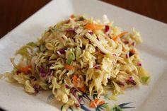 Charmie's Chinese Coleslaw. Photo by Enjolinfam