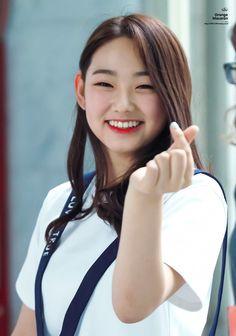 #Mina #Gugudan #IOI #미나 #강미나 #구구단 #아이오아이 Cute Korean Girl, South Korean Girls, Asian Girl, Kpop Girl Groups, Kpop Girls, Choi Yoojung, Kim Sejeong, World Most Beautiful Woman, Jeon Somi