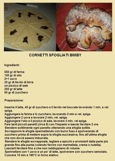 Cake Recipes, Vegan Recipes, Cooking Recipes, Italian Desert, Croissants, Lidl, Best Banana Bread, Food Fantasy, Romanian Food