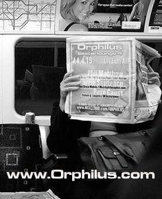 Phil Matthew Dj Charts London UK United Kingdom England, Great Britain, Orphilus Nightlounge 14, Megamix, Dj Mix, MP3, Digital, Year 2015 Januar, Platz 2, Platz 3, Charts, Musiktcharts, Top 100, Minimal, Orphilus Disco Mobile, Radio Station, Live on Air