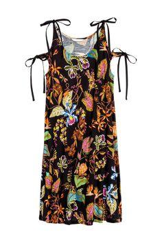 Robe en viscose à motif - Noir - FEMME | H&M FR 4