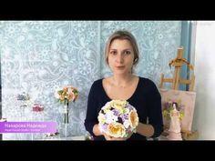 """Букет из зефирной глины """"Приветствие"""" ч1 Flower clay craft tutorial """"Intro ' Part1 - YouTube"""