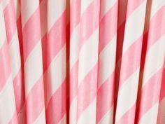 Paper Drinking Straws!