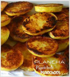 Recette de pomme de terre rissolées à la plancha pour accompagner viande ou poisson - Kaderick en Kuizinn© #plancha #pommedeterre #recette