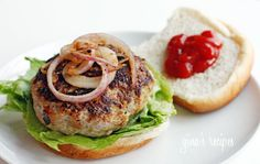 Turkey Zucchini Burgers - Prepare then freeze raw patties in a gallon Ziplock. To serve: Thaw and heat in a skillet with olive oil spray, or grill. ... lean ground turkey 1 small zucchini 1/4 c seasoned whole wheat breadcrumbs 1 clove garlic 1 tbsp red onion