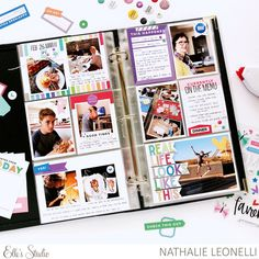 Pocket Tips and Tricks Using Noteworthy with Nathalie Leonelli | Elle's Studio Blog