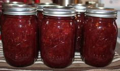 Strawberry Jam... ! Clean Eating - Healthy Life
