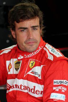 @ 2014 Petronas F1 Grand Prix in Kuala Lumpur, Malaysia w/Fernando Alonso
