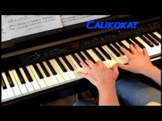 Piano music by calikokat