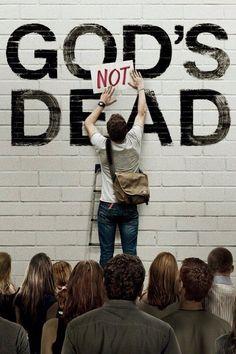 Gods not dead!