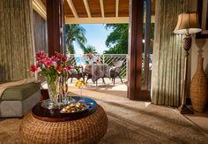 Millionaire Honeymoon Oceanview Penthouse One Bedroom Butler Suite.