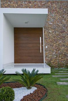 Residência Unifamiliar - Natal | Galeria da Arquitetura #casasminimalistasinteriores