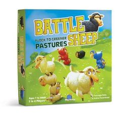 AmazonSmile: Battle Sheep Game: Toys & Games
