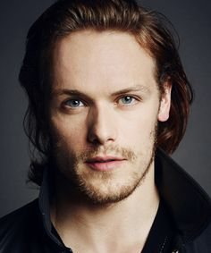 """"""" Sam is very modest but, he is Jamie Fraser. I mean, he is entirely decent, kind and lovely man. And I'm really, sincerely mean, he is exactly what you see, he is a good guy. x """""""