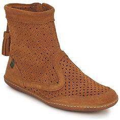 El Naturalista EL VIAJERO BOOT Camel,  summer boot!