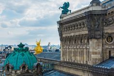 Ein Wochenende in Paris: Galerie Lafayette High School Cheerleading, Paris Restaurants, Dream City, Paris Travel, Big Ben, Statue Of Liberty, New York City, Louvre, Things To Come