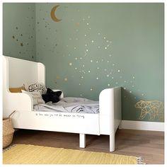 Baby Boy Room Decor, Baby Bedroom, Baby Boy Rooms, Nursery Room, Kids Bedroom, Forest Bedroom, Creative Kids Rooms, Happy New Home, Kids Room Paint